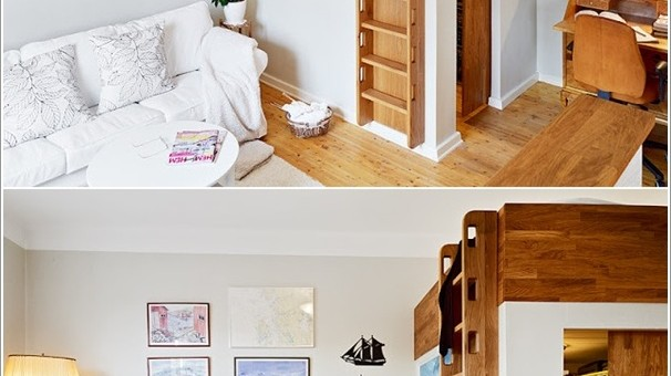 10 Ingenious Ideas For Small Space Interiors | The Calhoun Team Keller  Williams Castle Rock Colorado